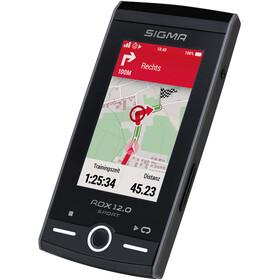 SIGMA SPORT ROX GPS 12.0 Sport Ajotietokonesarja, grey